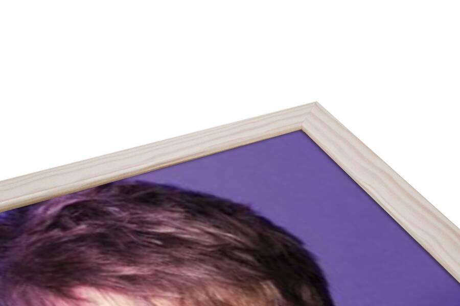 Poster  Justin Bieber - collar