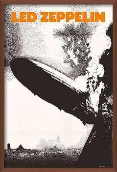 Poster incorniciato Led Zeppelin - Led Zeppelin I