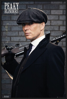 Poster incorniciato Peaky Blinders - Tommy