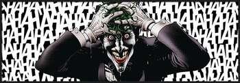 Poster incorniciato The Joker - Killing Joke