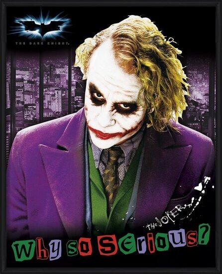 Poster  Batman: The Dark Knight - Joker