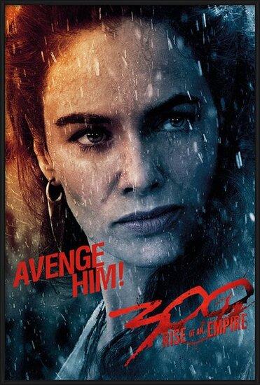 Poster  300: L'ALBA DI UN IMPERO - avenge him