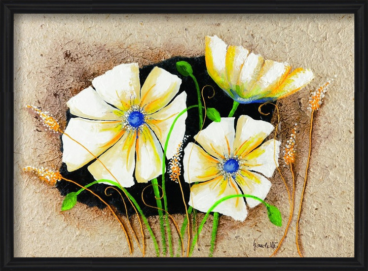 Anemone in frame - Stampe d'arte
