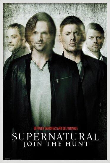 Poster  Supernatural - Join the Hunt