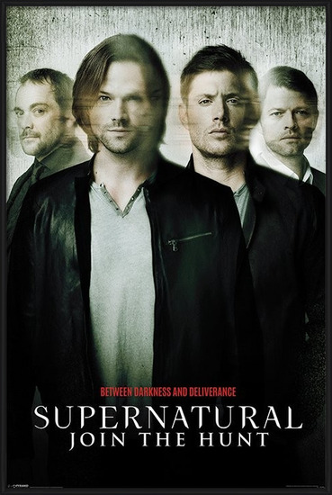 Poster Supernatural - Join the Hunt