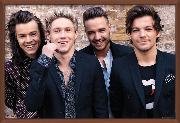 Poster One Direction - Wall