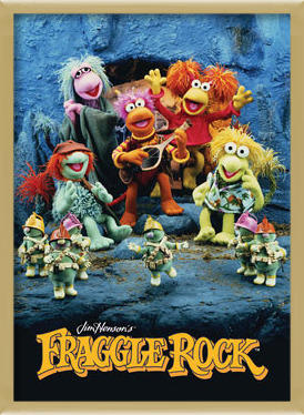 Poster FRAGGLE ROCK