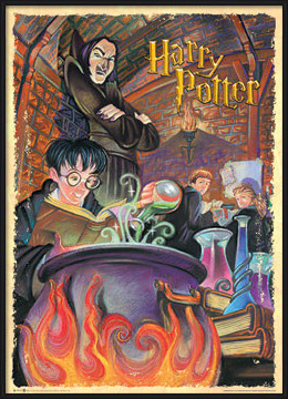 Poster  HARRY POTTER - snape classroom