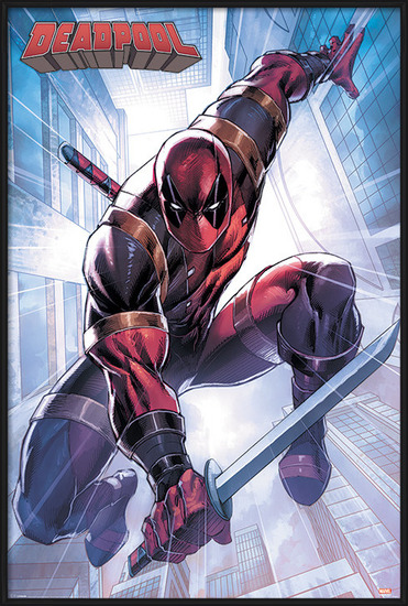 Poster  Deadpool - Action Pose
