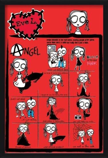 Poster D&G Eve L. - montage