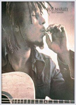 Poster  Bob Marley - rastaman