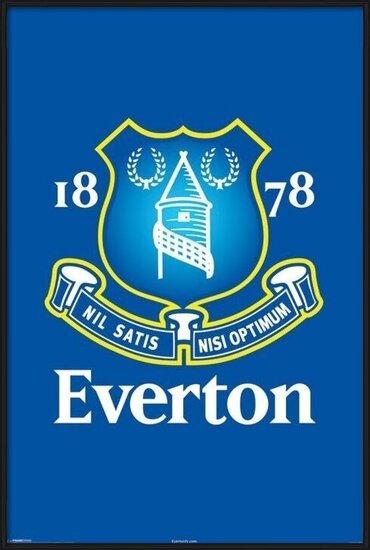 Poster  Everton - crest