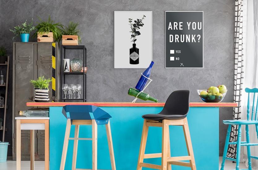 Illustrazione Are you drunk
