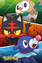 Pokemon - Alola Partners
