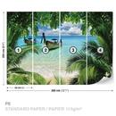 Spiaggia Paradiso Tropicale Barca