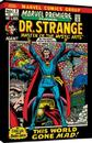 Marvel Comics - Dr Strange - World Gone Mad