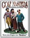 STOOGES - golf masters